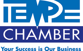 Tempe Chamber of Commerce logo