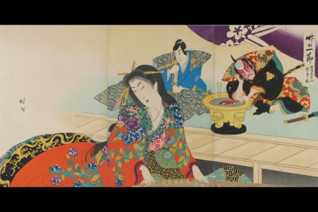 Lasting Impressions: Japanese Prints from the ASU Art Museum Collection, fall 2010
